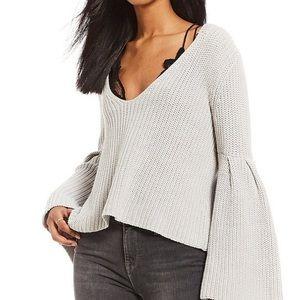 Free People Damsel Sweater NWT